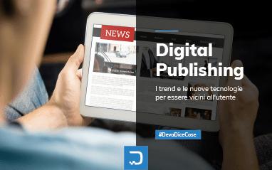 Editoria digitale: che cos'è e le nuove tecnologie
