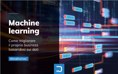 Machine learning: l'utilizzo dei dati alla base della strategia