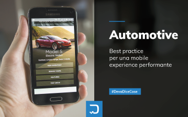 Mobile experience performante in ambito automotive: le regole d'oro