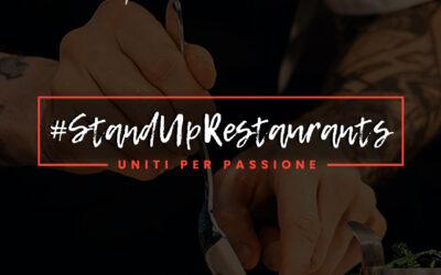 #StandUpRestaurants: il progetto Deva Connection e Famiglia Cotarella